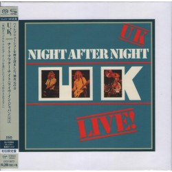 U.K. - Night After Night - Japan cardbord sleeve SHM-SACD