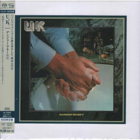 U.K. - Danger Money - Japan cardbord sleeve SHM-SACD