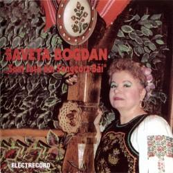 Saveta Bogdan - Sunt fată din Sângeorz-Băi - CD