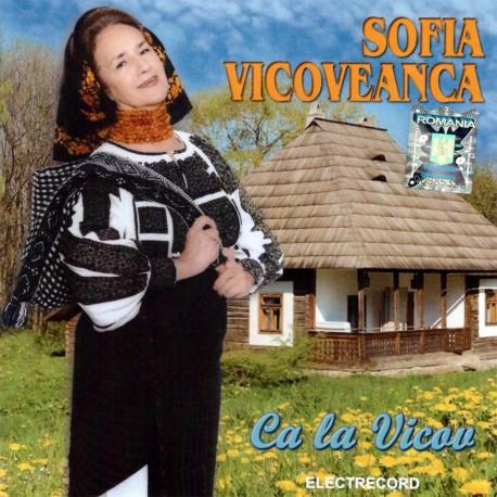 Sofia Vicoveanca - Ca la Vicov - CD
