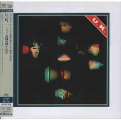 U.K. - U.K. - Japan cardbord sleeve SHM-SACD