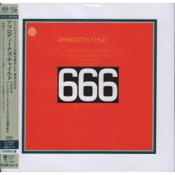 Aphrodite's Child - 666 - Japan cardbord sleeve SHM-SACD