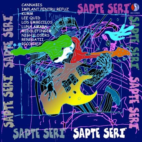 V/A - Şapte seri - CD