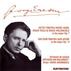 George Enescu - OCTUORUL, Op.7 / DIXTUORUL, Op.14 - CD