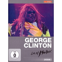 Funkadelic / Parliament / Geo - Live At Montreux 2004 - DVD