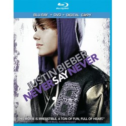 Justin Bieber - Never Say Never - Blu-ray