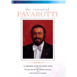 Luciano Pavarotti - Essential - Live At The Albert House - DVD