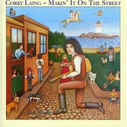 Corky Laing - Makin' It On the Street - CD