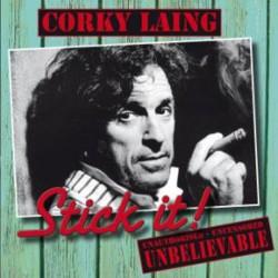 Corky Laing - Stick It - CD