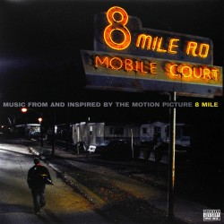 Eminem - 8 Mile - OST - CD