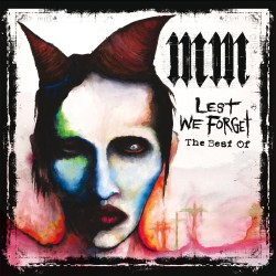 Marilyn Manson - Lest We Forget - Best Of - CD