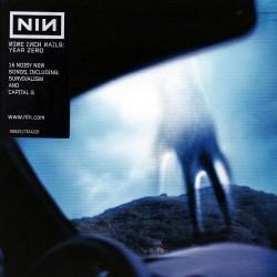 Nine Inch Nails - Year Zero - CD Digipack