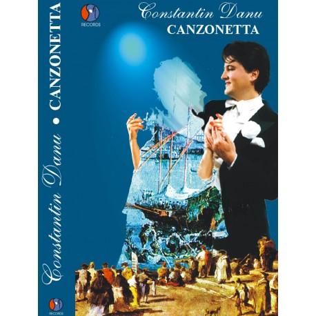 Constantin - Danu - Canzonetta - MC