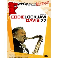 Eddie Lockjaw Davis - Live In Montreux - DVD