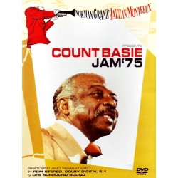 Count Basie - Count Basie Jam '75 - DVD