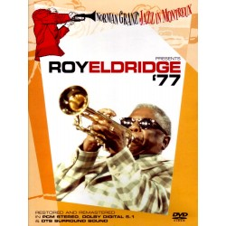 Roy Eldridge - Live In Montreux 1977 - DVD