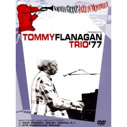 Tommy Flanagan Trio - Tommy Flanagan Trio '77 - DVD