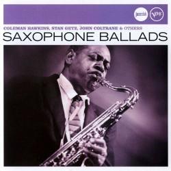 V/A - Saxophone Ballads - CD