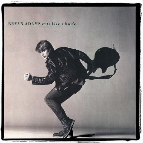 Bryan Adams - Cuts Like A Knife - CD