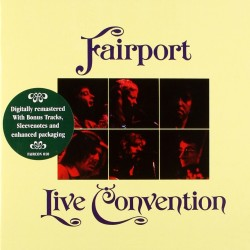 Fairport Convention - Live Convention - CD
