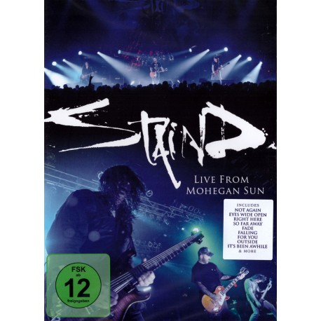 Staind - Live From Mohegan Sun - DVD