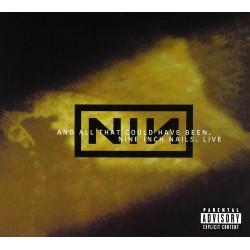 Nine Inch Nails - Live & All That - CD digipack