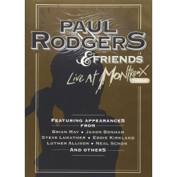 Paul Rodgers & Friends - Live At Montreux 1994 - DVD