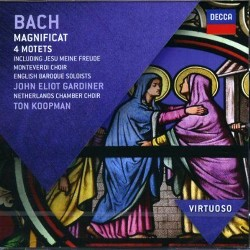 Johann Sebastian Bach - Magnificat - CD