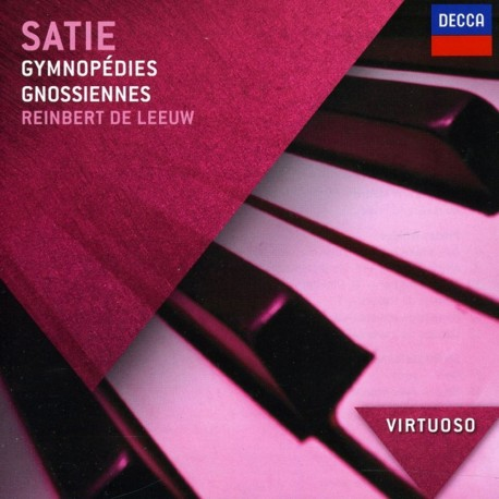 Erik Satie - Gymnopedies / Gnossiennes - CD