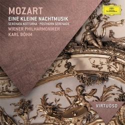 Wolfgang Amadeus Mozart - Eine Kleine Nachtmusik - CD