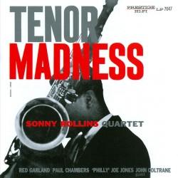 Sonny Rollins - Tenor Madness - CD