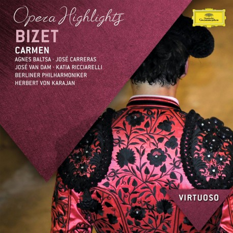 Georges Bizet - Carmen - Highlights - CD