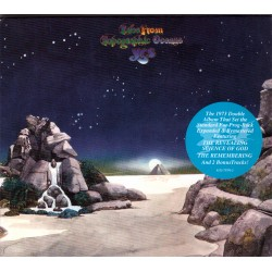 Yes - Tales From Topographic Oceans - 2CD