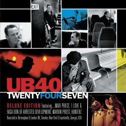 Ub 40 - Twentyfourseven - CD digipack