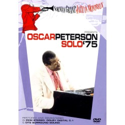 Oscar Peterson - Live at Montreux Solo '75 - DVD