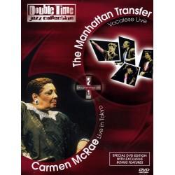 Manhattan Transfer / Carmen McRae - Vocalese Live / Live In Tokyo - DVD