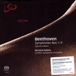 Ludwig van Beethoven - Symphonies No.1-9 - 6 Hybrid SACD