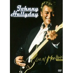 Johnny Hallyday - Live At Montreux 1988 - DVD