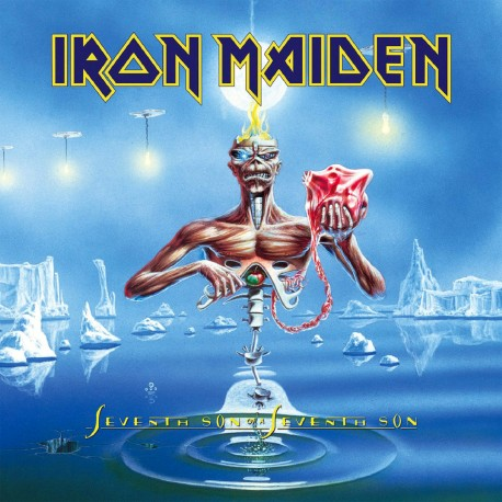 Iron Maiden - Seventh Son Of A Seventh Son - CD