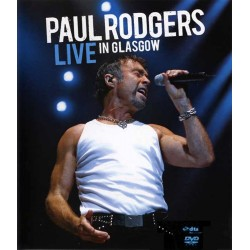 Paul Rodgers - Live In Glasgow - DVD
