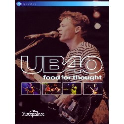 Ub 40 - Food For Thought - DVD