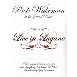 Rick Wakeman - Live In Lugano - DVD digipack