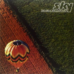 Sky - Great Balloon Race - Deluxes Limited Green Vinyl - LP