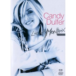 Candy Dulfer - Live At Montreux 2002 - DVD