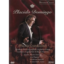 Placido Domingo - Placido Grandissimo - DVD