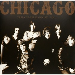 Chicago - Terry's Last Stand Vol.1 - Clear Vinyl 2LP