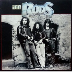 Rods - Rods - 1000 Limited Clear Vinyl / 180g - 2LP