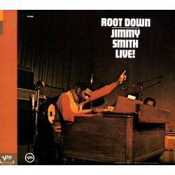 Jimmy Smith - Root Down - CD digipack