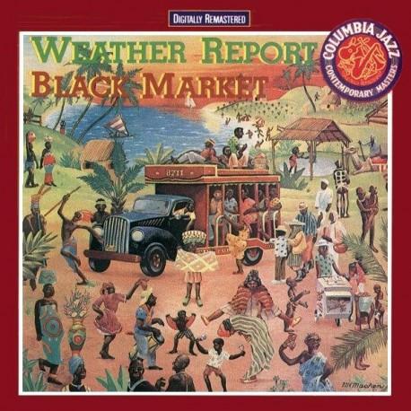 Weather Report - Black Market - CD