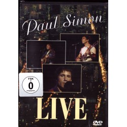 Paul Simon - Live - DVD